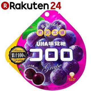 UHA味覚糖 コロロ グレープ 48g×6個 (62608)