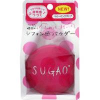 SUGAO シフォン感パウダー ベビーピンクタイプ (63948)