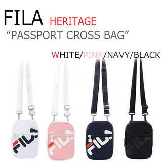 フィラ BAG FILA ヘリテージ パスポート クロ...