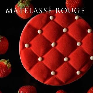 贅沢食感のケーキ モエエシャンドン・ロゼのエレガントな...