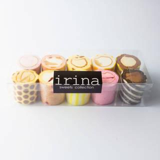 irina イリナ ミニロールケーキ Gセット (88757)