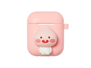 アピーチのケース。ピンク色でとっても可愛いです。カカオ...