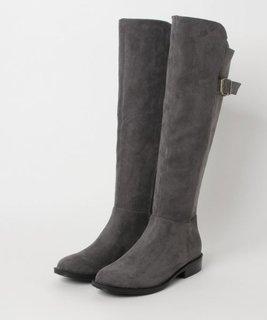 C.ali(カリ)のブーツ。キレイめなラインがすてきな...