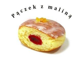 ポーランドで愛される珍しいドーナツ ラズベリー入りポン...