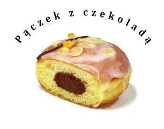 ポーランドで愛される珍しいドーナツ チョコ入りポンチキ...