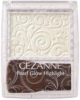 Amazon | セザンヌ パールグロウハイライト 03 オーロラミント 2.4g (97886)