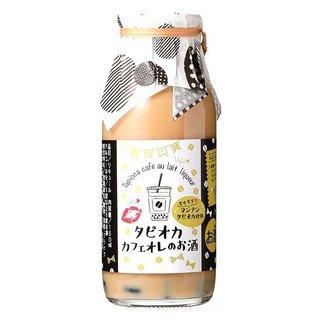 【楽天市場】菊水酒造 タピオカ カフェオレのお酒 (101406)