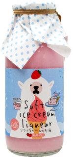 ソフトクリームのお酒 ストロベリー (101409)