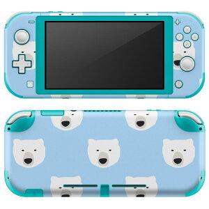 Nintendo Switch Lite 専用 デザインスキンシール (101574)