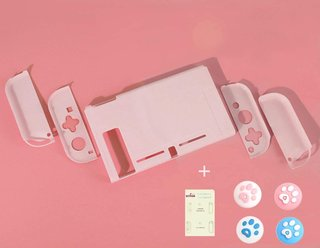 Nintendo Switch スイッチ ケース 分体式 カバー 薄型 Joy-Con用 (101578)