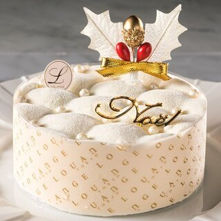 Christmas MATELASSE BLANC Noel 2020 (109843)
