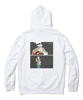 呪術廻戦 x ZOZOTOWN 五条 悟 ED パーカー(パーカー)|呪術廻戦(ジュジュツカイセン)のファッション通販 - ZOZOTOWN (110245)