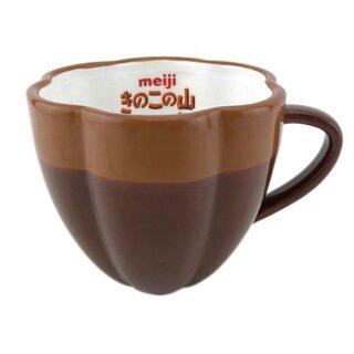マグカップ きのこの山 / 雑貨通販 ヴィレッジヴァンガード公式通販サイト (110380)