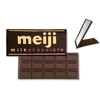 【明治】ミルクチョコレート チョコミラー / 雑貨通販 ヴィレッジヴァンガード公式通販サイト (110386)
