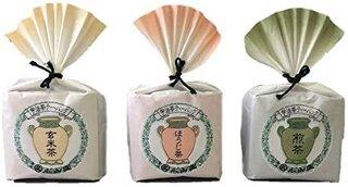 丸久小山園 ティーバッグセット 3g×10(煎茶・玄米茶・ほうじ茶) (110530)