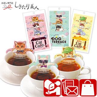 キャットカフェ ドッグテラス 3種セット (110533)