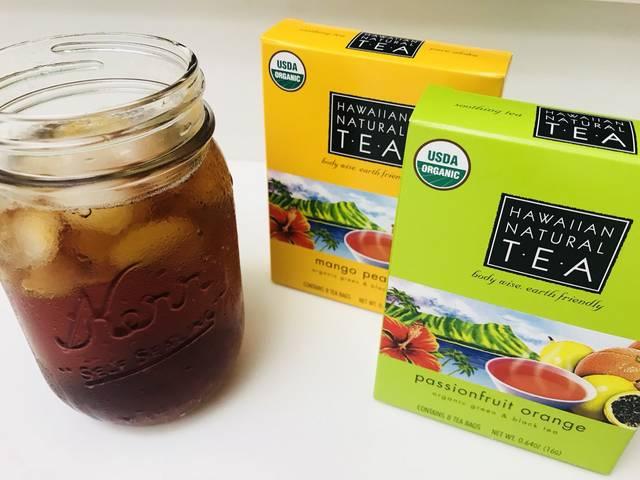 お茶でトロピカルハワイを感じよう!ハワイアンティー