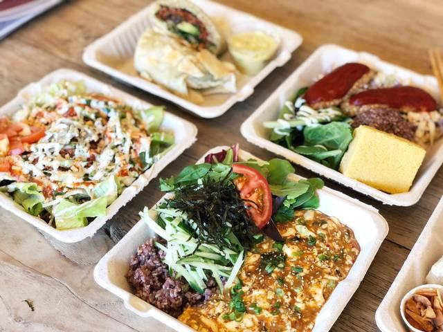 ハワイの人気ヴィーガン専門店「ピースカフェ」が日本進出!
