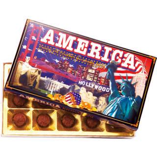 アメリカのお土産一覧ページです。海外旅行のお土産は事前...