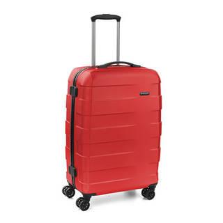 イタリア製のスーツケース「ロンカート」超軽量級のファス...