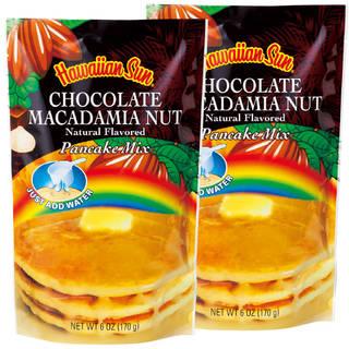 ハワイアンサン パンケーキミックス 2袋セット (5364)