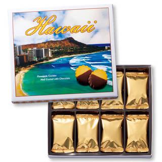 ハワイ パイナップルチョコレートクッキー (5752)
