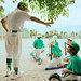 初めての野球!!目指せ野球少年!!