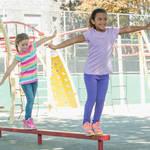 小学校入試で頻出される片足バランス