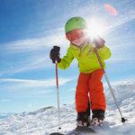 スキーの道具に慣れよう!!