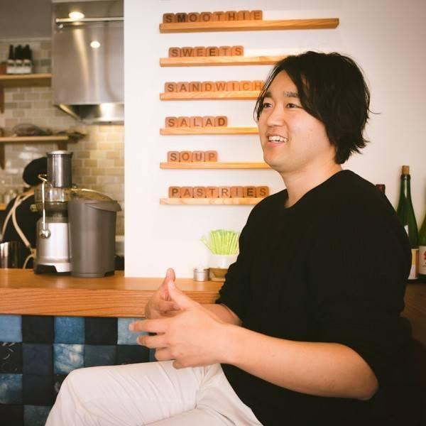 武田双雲さんオープンのオーガニックカフェを拝見!