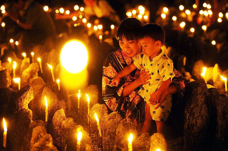 京都の3大祭り & 幻想的な3つの火祭り