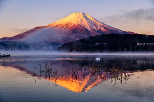 富士山 - Mt.Fuji  ( Aka Fuji )