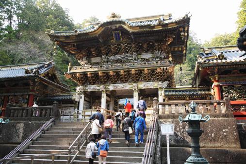 日光東照宮- Japan, Nikko