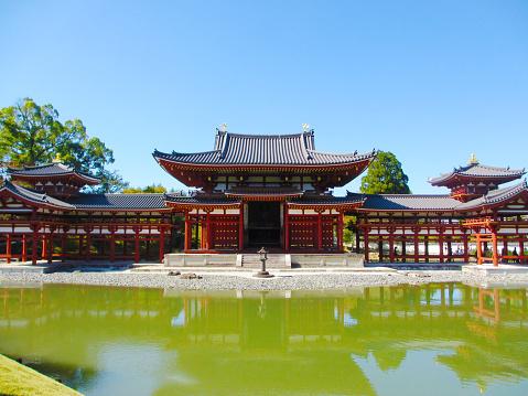 京都 平等院鳳凰堂 - Phoenix Hall of...