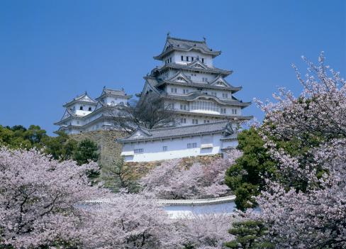 Himeji Castle, Himeji, Hyog...
