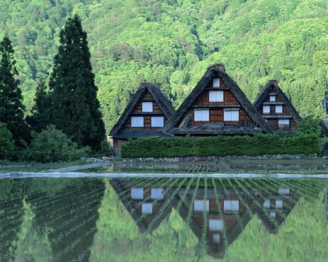 Japan, Gifu Prefecture, Shi...