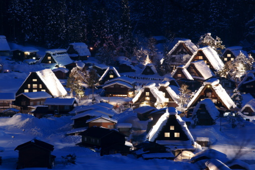 Shirakawa-Go World Heritage