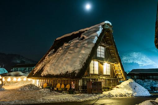 Shirakawago house