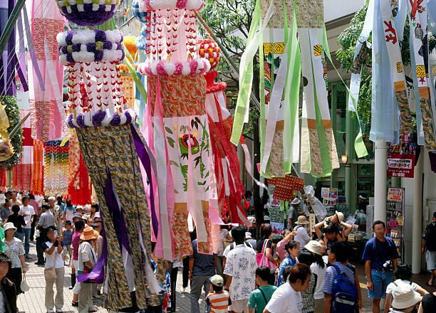 """8月に行きたい名物祭り""""仙台七夕まつり"""""""