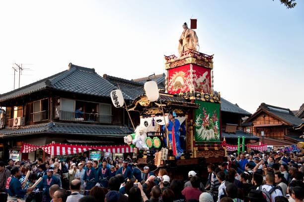 """10月に行きたい名物祭り""""川越まつり"""""""