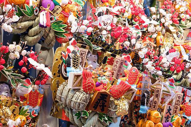"""11月に行きたい名物祭り""""酉の市"""""""