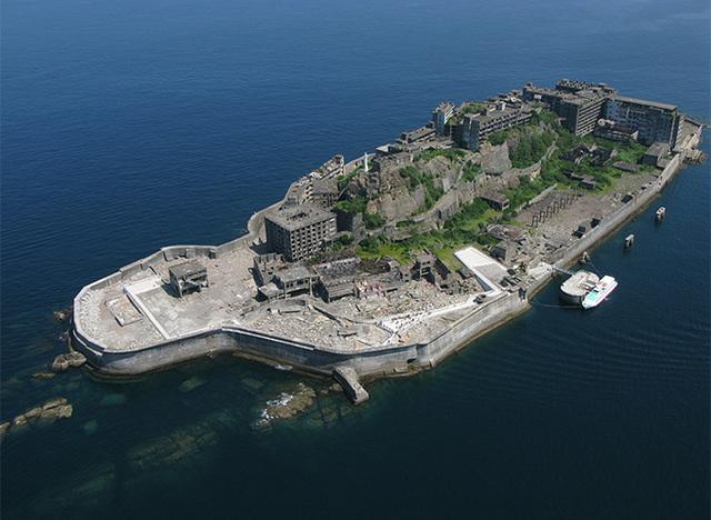 軍艦島 - Gunkanjima Battleship...