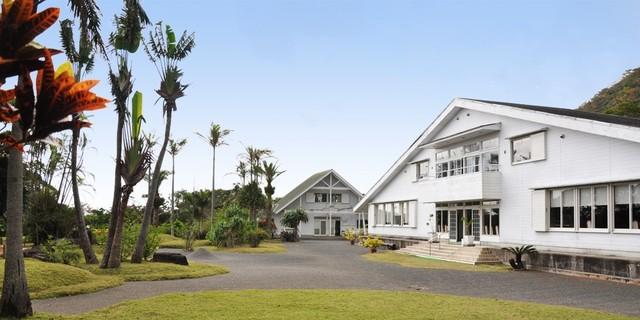 大島紬村・大島紬製造工場観光庭園 (734)