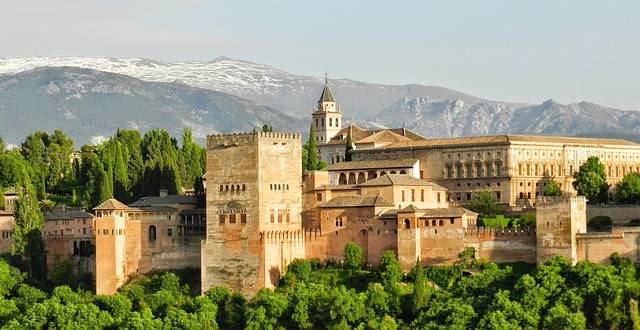 Free photo: Alhambra, Granada, Andalusia, Spain - Free Image on Pixabay - 967024 (910)
