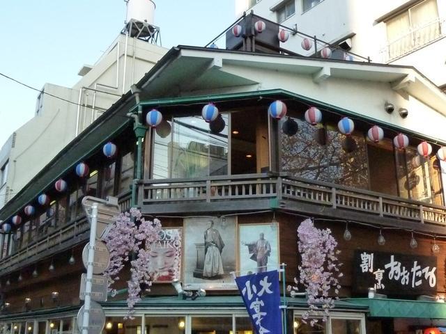 中目黒駅の人気大衆居酒屋