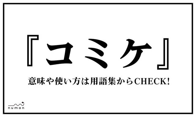 コミケ(こみけ)