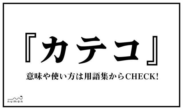 カテコ(かてこ)