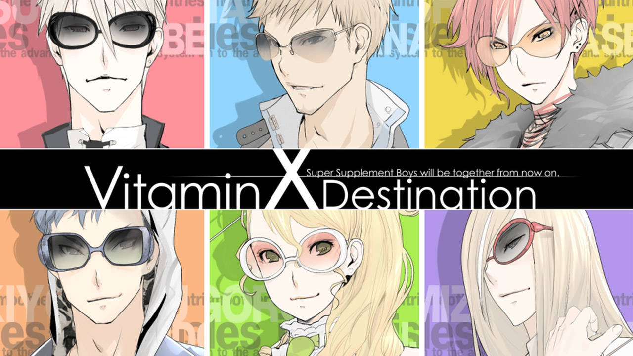 『VitaminX Destination』新情報! OPムービー・スチルイラスト&シナリオ・パッケージイラスト公開