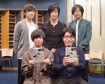 江戸男子の艶ごとを描く BLCD『百と卍』斉藤壮馬、新垣樽助らキャストインタビュー到着!