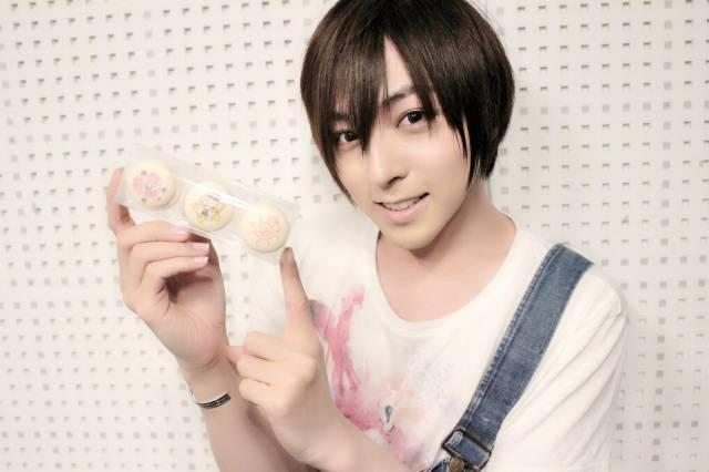蒼井翔太さんが出演する音楽情報番組『アニメイト音楽館』とキャラクターケーキでお馴染みのアニメイトカフェ通販のコラボが決定!